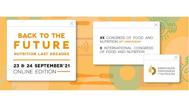 Congresso de Nutrição e Alimentação